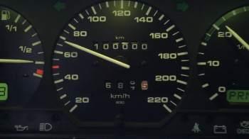 10万キロ