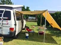 ひとりキャンプ