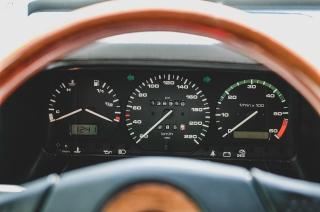 Speedometer,odometer,tachometer,fuel,Gauge,Of,German,Car